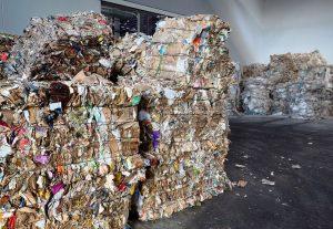 centru reciclare hartie carton