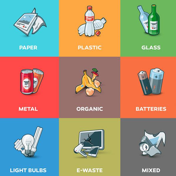 aproape orice se poate recicla