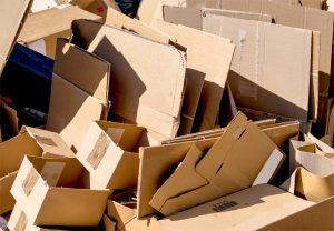reciclare cutii carton